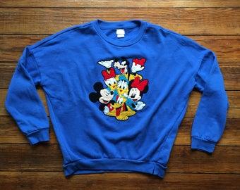 Vintage suéter de Disney