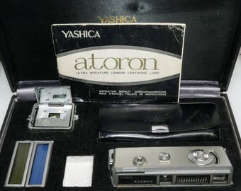 Yashica Atoron Kit - Vintage Subminiature Camera