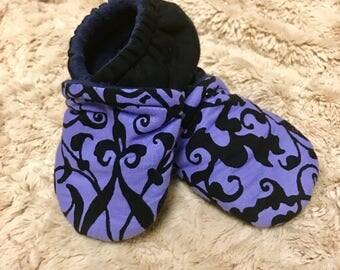 Soft Soled Shoes (standard prints N-Z)