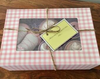 Cutie pie Cupcake box