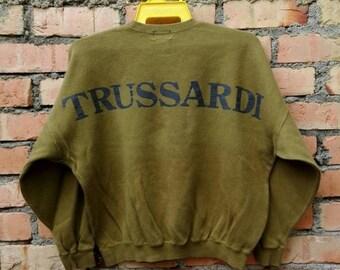 OFF 15% Rare!!! Trussardi Sweatshirt Pullover