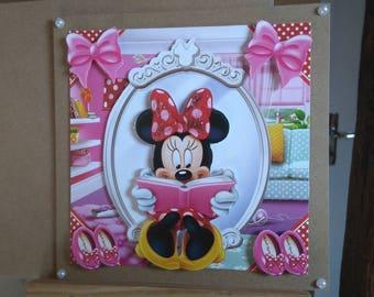 Child 671 handmade 3D card