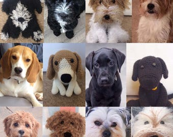 Made to order dogs of any breed or colour, Crochet labrador, crochet Wolf Hound, Cavoodle, any breed dog, black labrador, memory toy, beagle