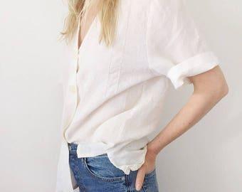 ON HOLD Vintage Short Sleeved Top