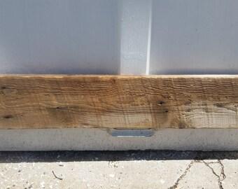 Barnwood Sign Blank/Shelf