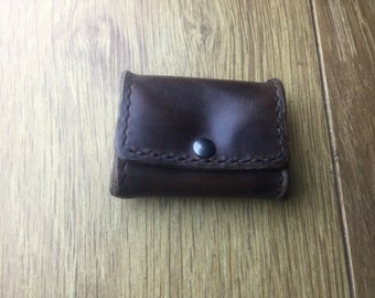 Horween Chromexcel Leather Box