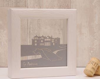 St Andrews - The Old Course Mini Wall Art