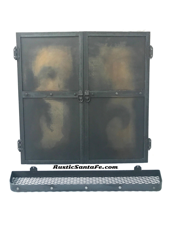 Industrial Style Doors Custom Kitchen And Bathroom Cabinet