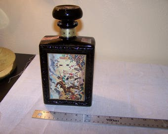 J.W.Dant's Whiskey Decanter The Alamo