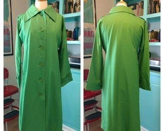 25%OFF Bright Green Rain Coat Raincheetahs by NAMAN of New York
