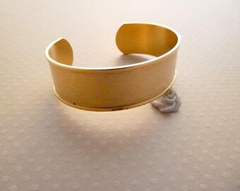 Cuff gold plated 24 k - BD-1385