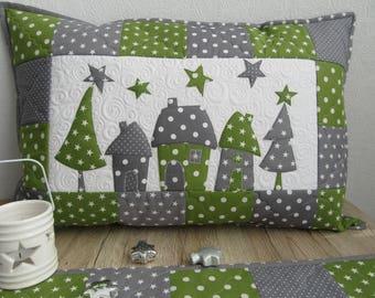Couette oreiller «Noël»