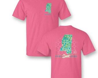 "Sassy Frass ""Mississippi"" State Shirt"