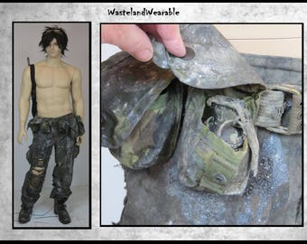 GRENADE POUCH Military Grenade Pouch Post APOCALYPTiC GRENADE Pouch Mad Max Accessories Wasteland Fallout Accessories  by WastelandWearable