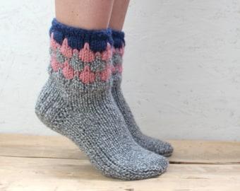 Women Socks Knit Cable Socks Wool Warm Women cable socks Knit socks Women Socks Wool warm Socks Women Cable warm Socks Cable Socks Women
