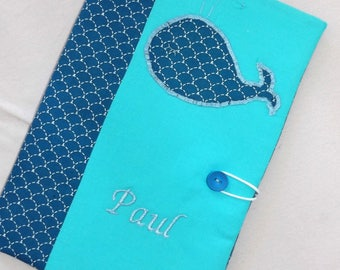 Personalized whale book