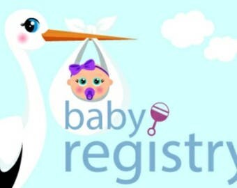 Baby Registry Feature now available