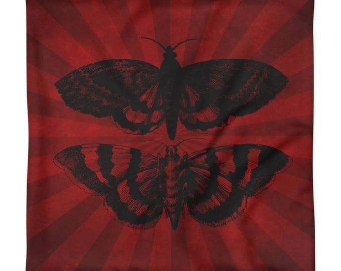 Mothra- Square- Pillow Case Only