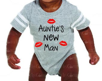 Auntie's New Man : Scalable Vector. Decals. Screen Printing. Heat press vinyl. Wall decals svg dxf pdf png direct to garment