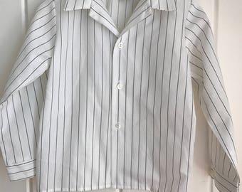 Vintage 'Good Lad' Striped Dress Shirt