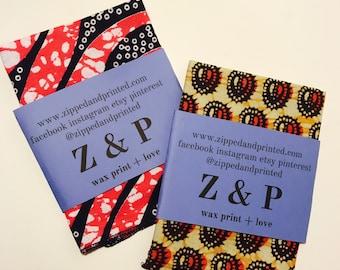 African Print Handkerchiefs // Cotton Handkerchiefs