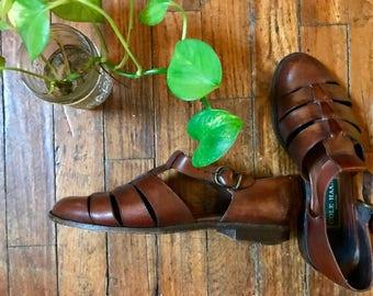 Vintage Cole Haan Women Sandals