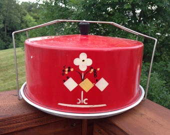 The Carlton Cake Saver from 1950s