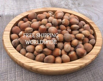 Natural Oak Wood Dish, Wooden Dish, Natural Wood Dish, Oak Plate