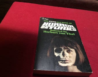 The Fifth Pan Book of Horror Stories 1974 Edition