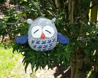 Owl Handmade Amigurumi