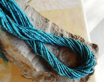 Turquoise heishi from Arizona