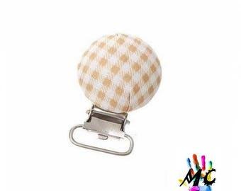 Clip pacifier Suspender