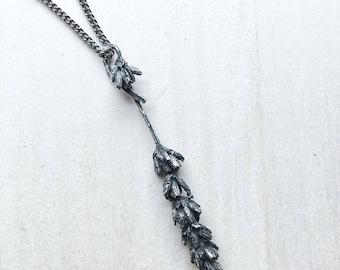 Lavender Necklace 2