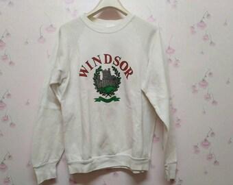 Vintage Windsor London Sweatshirt