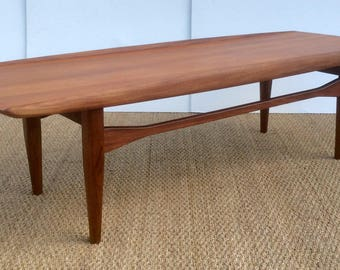 Danish Coffee Table by Finn Juhl 1950,s