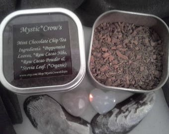 Mint Chocolate Chip Tea