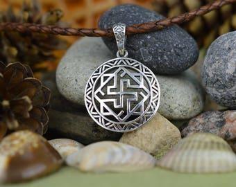 Colgante de Valkyrie. Collar de Viking de Valkyrie. Amuleto del nórdico. Joyería hecha a mano de Viking. La joyería. Amuleto escandinavo. Colgante de paganos.