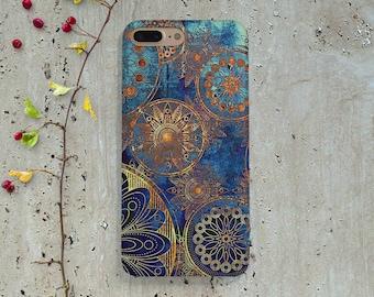 Mandala iphone 7 case,iPhone 7 Plus case,Sumsung Note 7 case, iPhone 6s case,iPhone 6 Plus case,ipod 5 case Samsung Galaxy S6