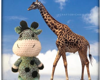 Giraffee Stuffed Aminal