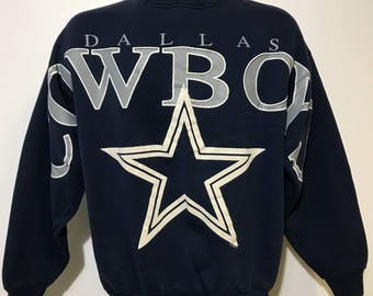 Vintage 1993 Dallas Cowboys Sweatshirt L