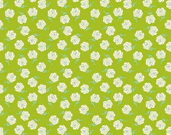 Primavera Fabrics by Riley Blake & Patty Young 3 Color Choices of Buds Pattern C5745