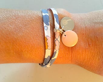 Betsy denim bracelet