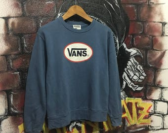 Vans Spell Out Logo Sweatshirt
