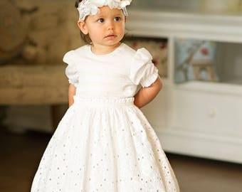"""Christening dress """"ERELA"""""""