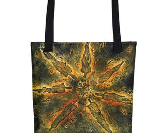 "Tote bag ""On the sun in Tuscany"""
