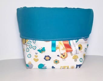 For changing table, storage basket in the faraway forest Collection