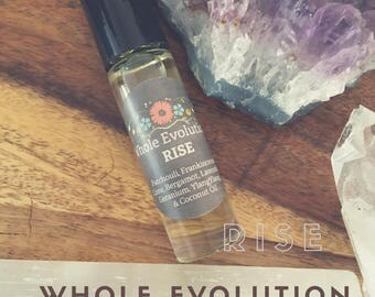 R I S E 10ml roll on essential