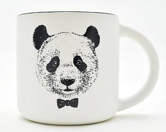 The Panda- beautiful mug