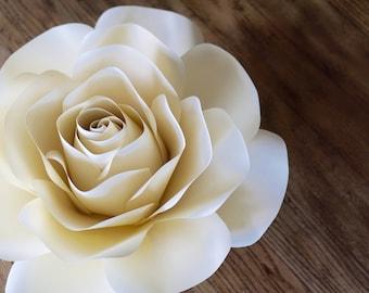 PDF Giant Rose Template+Pro-Tips* - Sophie b Décor