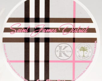 Saint James District Shaving Soap